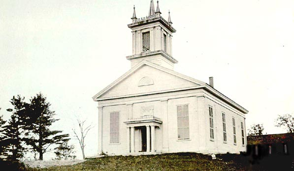Snells Bush Church